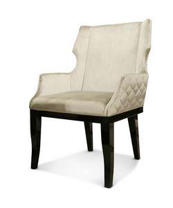 ART. 3249, Chaise pour les salles à manger luxueuses
