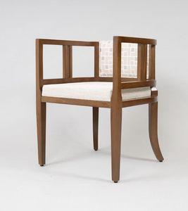 BS501A - Chaise, Chaise en bois de hêtre