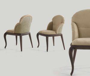 Sally chaise, Chaise de salle à manger en cuir