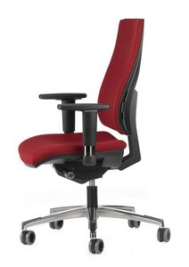 ALLY 1737 + OPT, Chaise de bureau op�rationnel avec m�canisme d'inclinaison