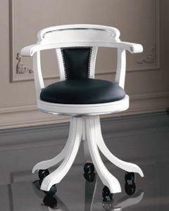 Art. 3240, Chaise de style classique sur roulettes