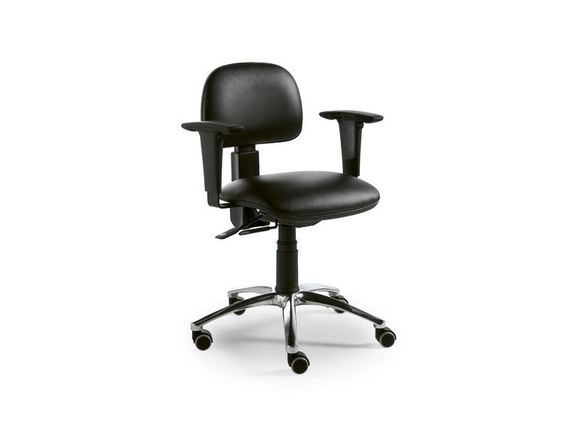 Dattilus task 5802, Chaise opérationnel de bureau avec dossier oscillant