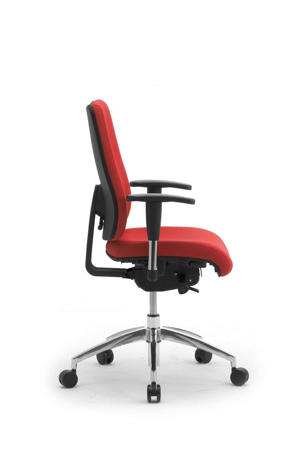 DD 2 task 53722, Opérationnelle chaise de bureau, assise et dossier tapissés