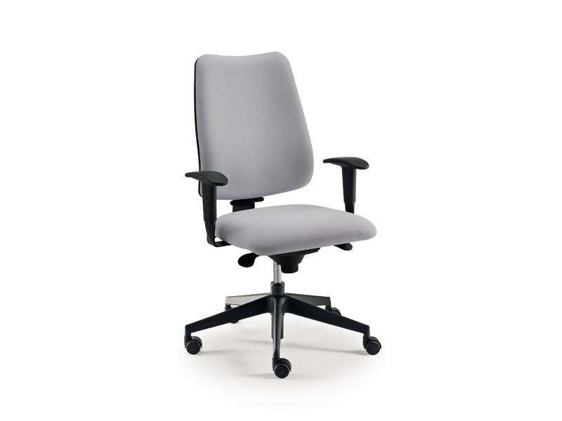 DD 4 task 53772, Chaise de bureau opérationnel avec roues et accoudoirs