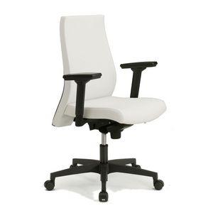 Energy 80021N, Chaise de bureau avec rembourrage en mousse de polyuréthane