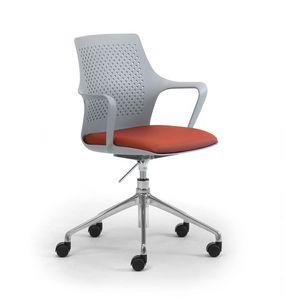 Ipa 5 spokes, Chaise de bureau à roulettes