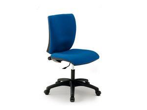 Sprint 19710-N, Chaise de bureau, garnis de mousse polyuréthane