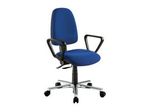 Synchron Jolly task 195459, Chaise de bureau op�rationnel avec grand dossier