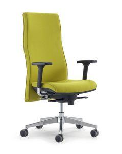 UF 444 / A, Tâche chaise de bureau, ergonomique et luxueux