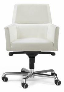 Web fauteuil pivotant 10.0112, Fauteuil de bureau pivotant