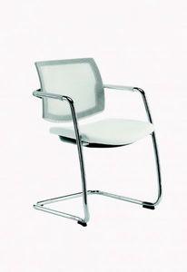 11532 Q-easy, Chaise pour les visiteurs de bureau