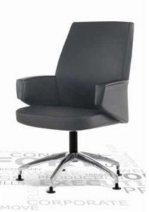 Grey-V, Fauteuil visiteur de bureau
