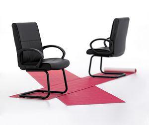 Texas 03, Chaise luge pour le bureau, la structure multicouche