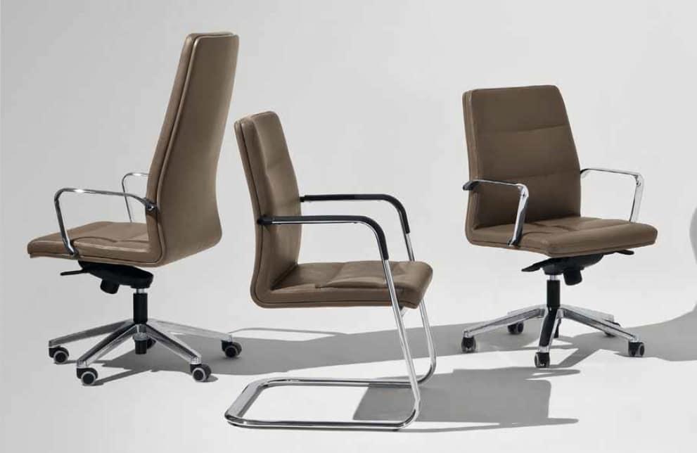 Venus-V, Chaise en porte-à-faux pour le bureau exécutif