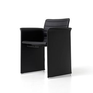 Mister, Chaise rembourrée en contre-plaqué, des bureaux