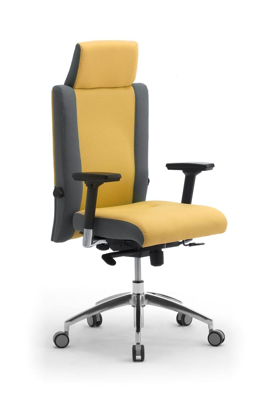 Non Stop task 24hc, Opérationnelle chaise de bureau, réglable