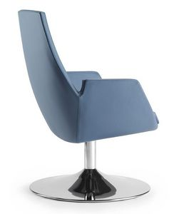 NUBIA 2911, Chaise avec rembourrage int�gr� d'injection, pour le bureau