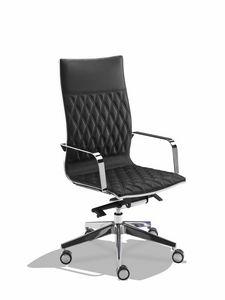 Kruna plus rhomboidal, Chaise haute, pour Professional Studio