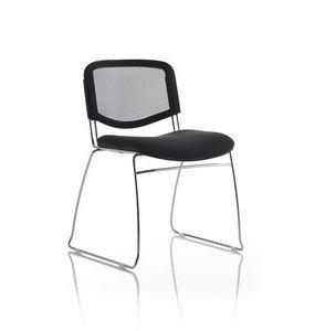Clio, Chaise luge empilable pour salle de conférence