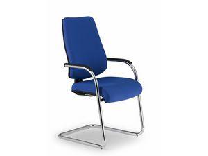 DD Dinamica guest 53740, Chaise de bureau avec luges