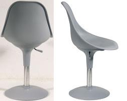 Harmony BTP, Chaise réglable en polypropylène, pour salle de conférence