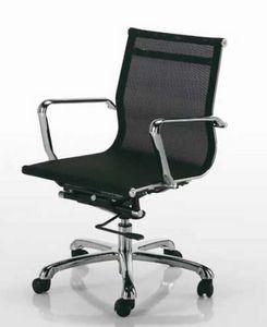 Tralis-D, Chaise de bureau en maille