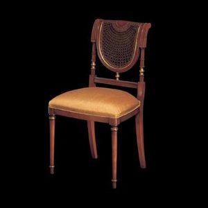123S, Tête de style classique des chaises de table