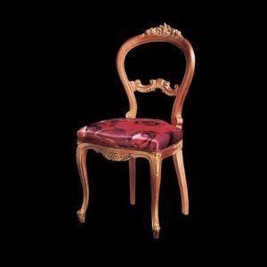 203S, Chaise de salle � manger