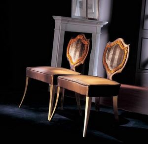 241S, Chaise de style classique