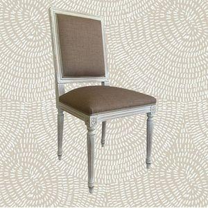 3416 CHAISE, Chaise de style Louis XVI