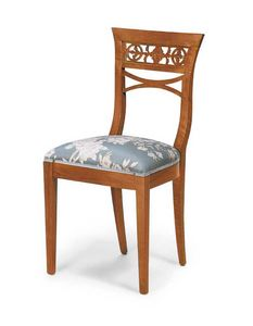 Art. 124, Chaise en bois de style classique