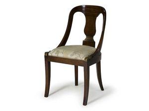 Art.132 chair, Chaise de style classique en bois, pour les restaurants et les hôtels