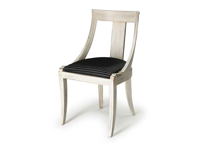 Art.183 chair, Chaise de style classique pour les chambres et les restaurants vie