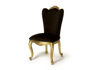 Art.203 chair, Chaise pour salles à manger, de style classique