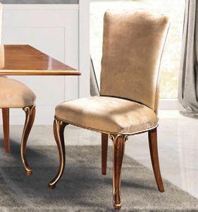 Art. 3022, Chaise rembourrée pour salle à manger