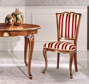 Art. 3040, Chaise aux formes harmonieuses