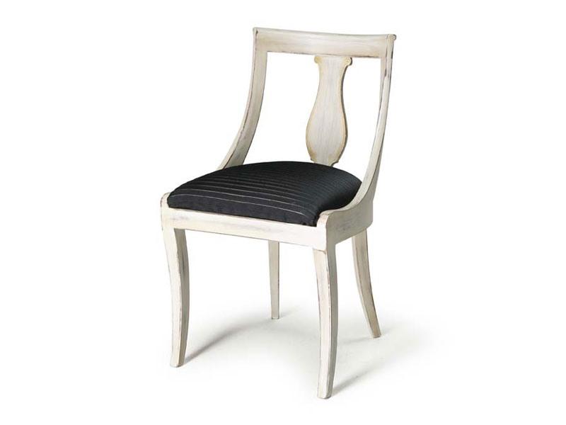 Art.465 chair, Chaise de style classique en bois pour les bars, restaurants et hôtels