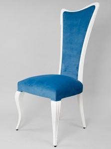 BS451S - Chaise, Chaise de style classique