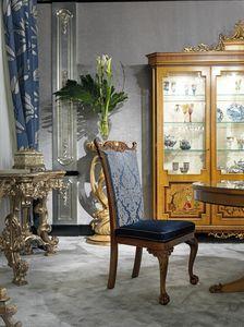 Chaise 1304, Chaise de luxe de style classique chinois