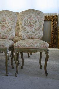 CHAISE ART. 700 VENEZIANO, Chaises à manger classiques