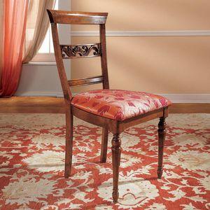 I Dogi di Venezia DOGI-E609, Chaise classique pour salle à manger