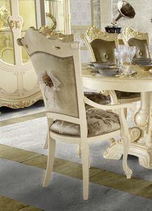 Madame Royale chaise, Chaise de salle à manger luxueuse