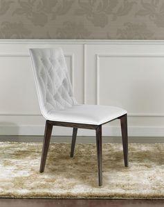 Matisse, Chaise de luxe avec un rembourrage matelassé à l'arrière