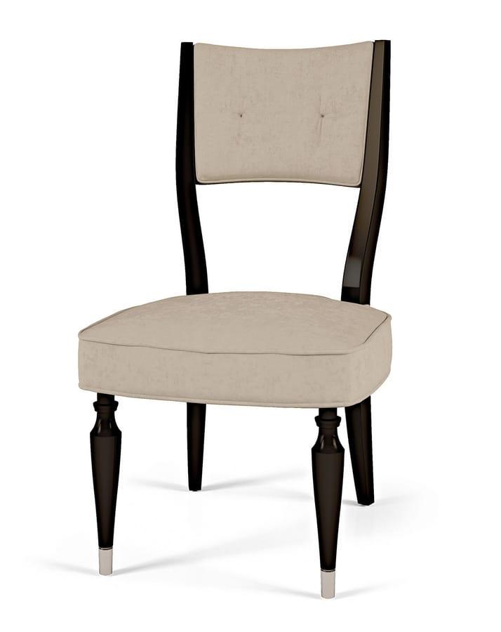 PALAIS-ROYAL Chaise, Chaise de luxe pour table à manger