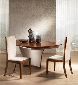 SE52 Galileo chaise, Chaise de frêne teinté, dans un style contemporain et classique