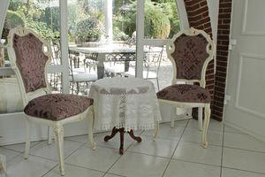 Venere chaise, Chaise de style baroque