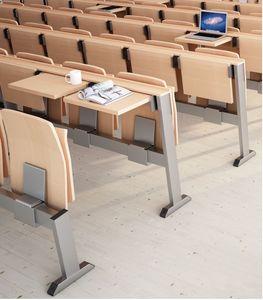Ateneo 14, Système de siège pour les universités, dans un style moderne
