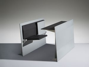 BLADE, Bancs d'étude avec siège rabattable