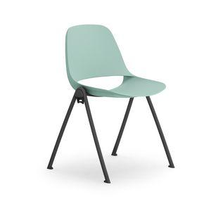 Cosmo, Chaise pratique pour les espaces publics