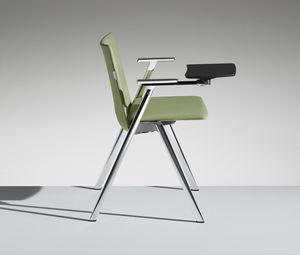 HL3 3, Chaise avec tablette pour les salles de conférence